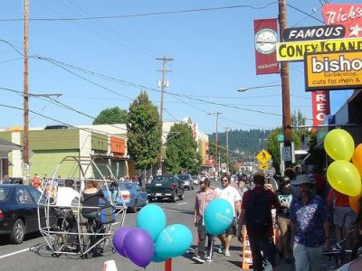 Hawthorne Street fair, Sun Aug 28th!! 11-5