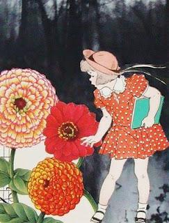 I love flowery things