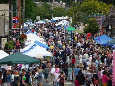 Multnomah Days Street Fair- Sat Aug 20th!! Free Event