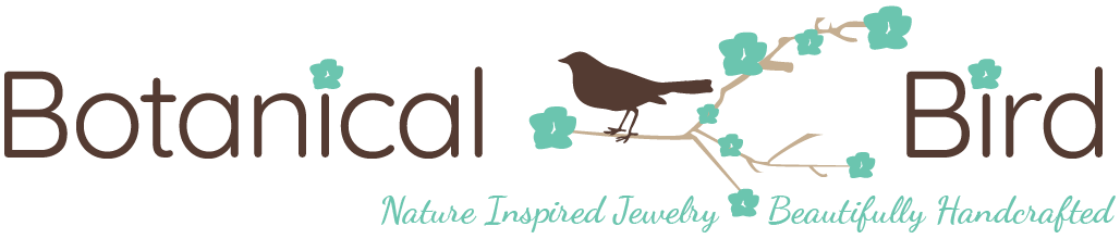 Botanical Bird Jewelry